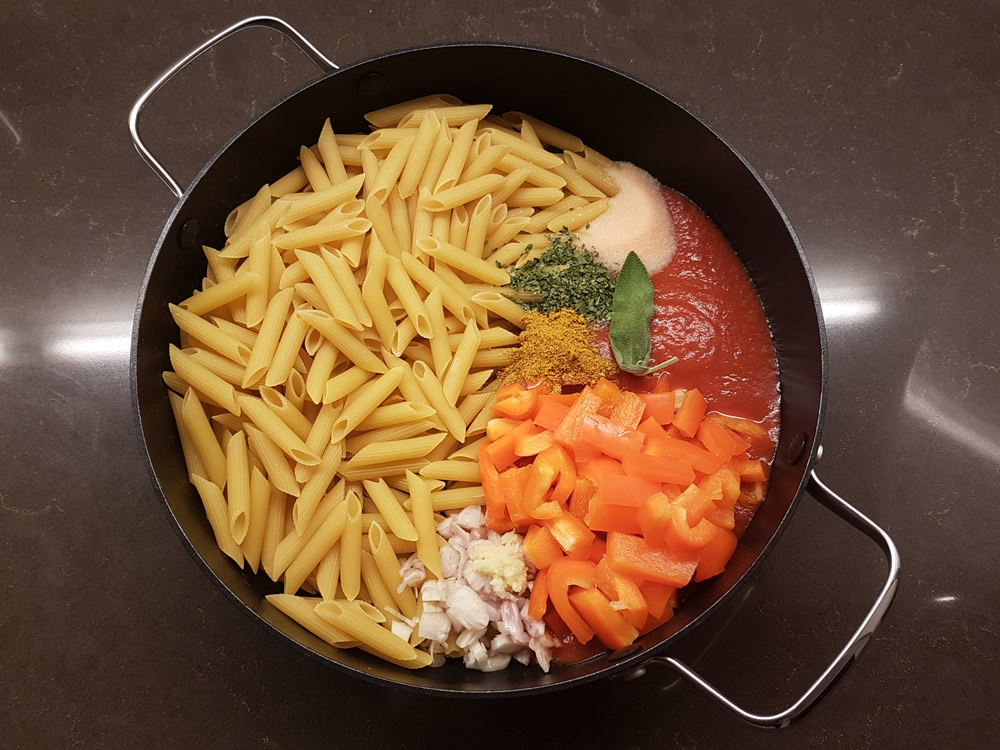 One Pot Penne
